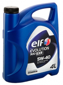 ELF EVOLUTION 900 SXR 5W40 ����� ���. ���. 4 �