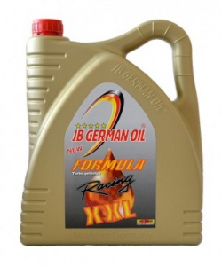 JB GERMAN OIL Formula XXL SAE 0W-40 полн. синт. мот. масло 4 л