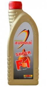 JB GERMAN OIL Super F1 RS Power 5W40 A3/B4 синт. мот. масло 1 л