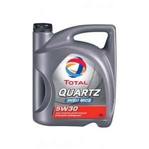 TOTAL QUARTZ INEO LONG LIFE 5W30 синт. моторное масло 5 л